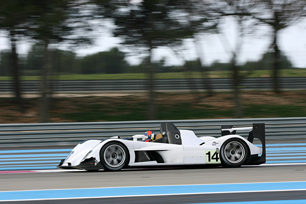 Dome S101.5 Judd - Chassis: S101.5-02 - Entrant: Racing for Holland - Driver: Jan Lammers / David Hart / Jeroen Bleekemolen  - Le Mans Series 2007 Season Preview