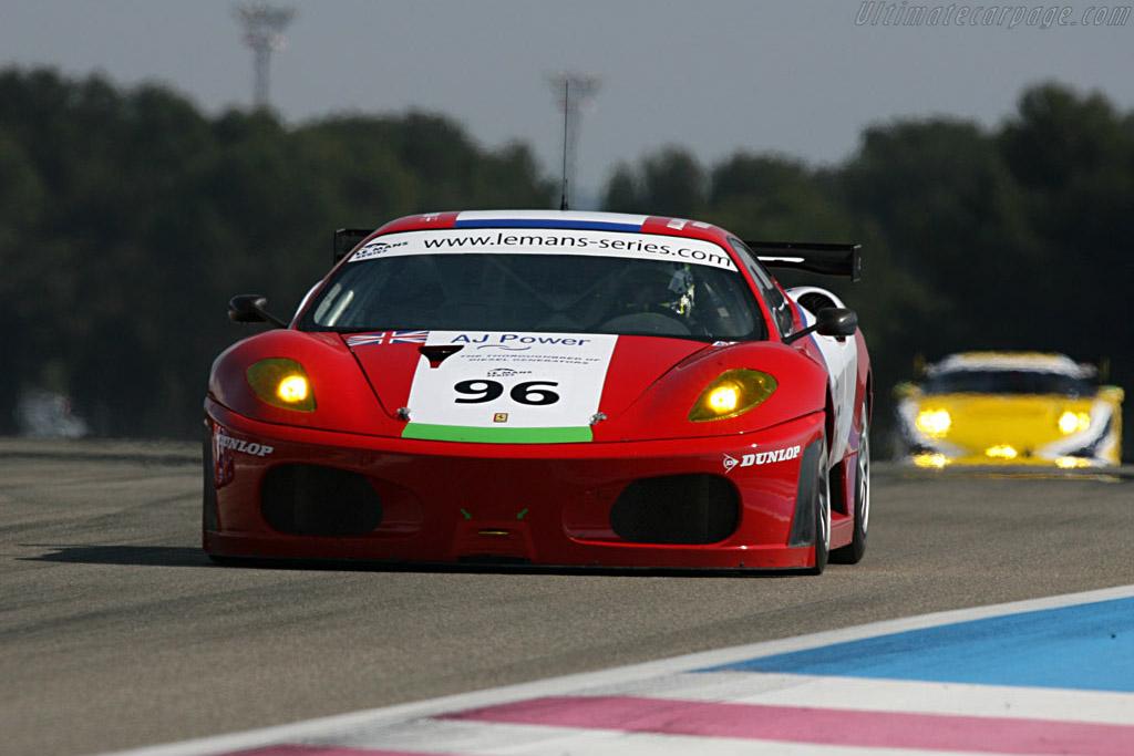 Ferrari F430 GTC - Chassis: 2408 - Entrant: Virgo Motorsport  - Le Mans Series 2007 Season Preview