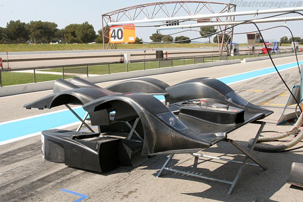 Lola B05/40 AER - Chassis: B0540-HU01 - Entrant: Quifel ASM Team  - Le Mans Series 2007 Season Preview