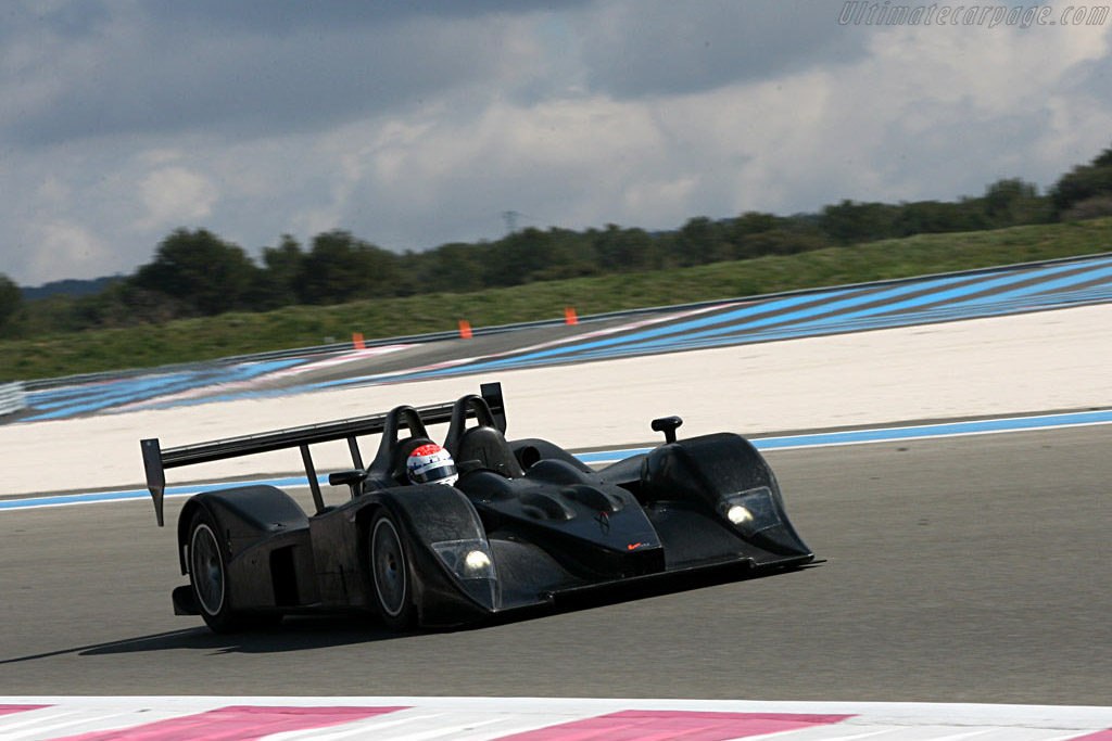 Lola B05/40 AER - Chassis: B0540-HU01 - Entrant: Quifel ASM Team  - Le Mans Series 2007 Season Preview