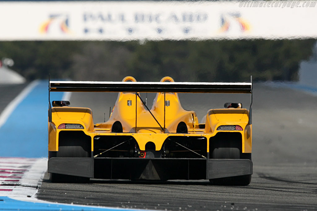 Lola B06/10 AER - Chassis: B0610-HU07 - Entrant: Chamberlain Synergy  - Le Mans Series 2007 Season Preview