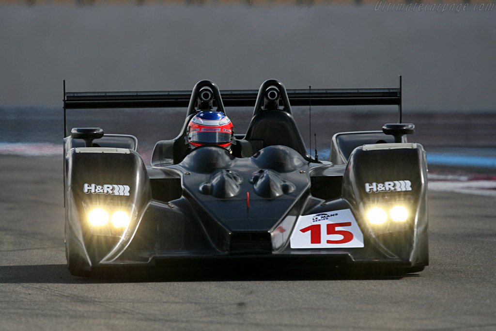 Lola B07/10 Judd - Chassis: B0610-HU03 - Entrant: Charouz Racing System  - Le Mans Series 2007 Season Preview