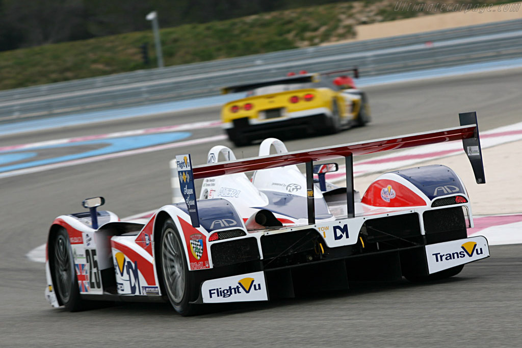 MG Lola EX264 AER - Chassis: B0540-HU05 - Entrant: RML  - Le Mans Series 2007 Season Preview