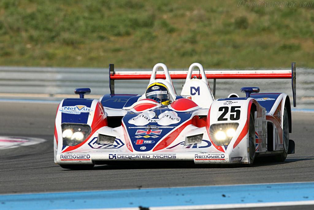 MG Lola EX264 AER - Chassis: B0540-HU05 - Entrant: RML  - Le Mans Series 2007 Season Preview