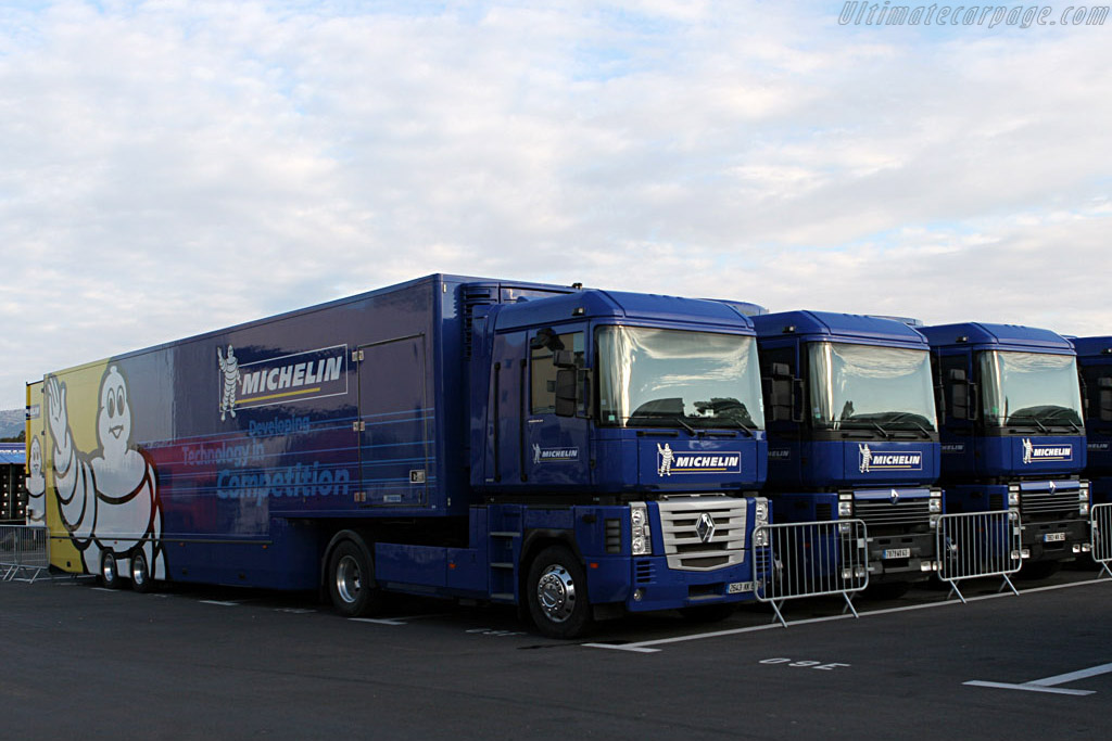 Michelin out in force   - Le Mans Series 2007 Season Preview