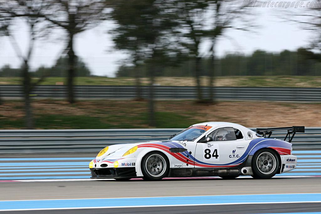 Panoz Esperante GT-LM - Chassis: EGTLM 009 - Entrant: Chad Peninsula Panoz  - Le Mans Series 2007 Season Preview
