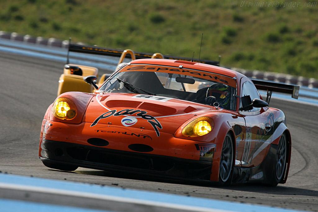 Panoz Esperante GT-LM - Chassis: EGTLM 005 - Entrant: Team LNT  - Le Mans Series 2007 Season Preview