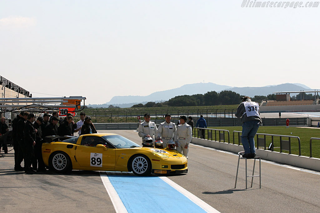 Papparazzi at Work - Chassis: 1G1YY26E265114144 - Entrant: Markland Racing  - Le Mans Series 2007 Season Preview