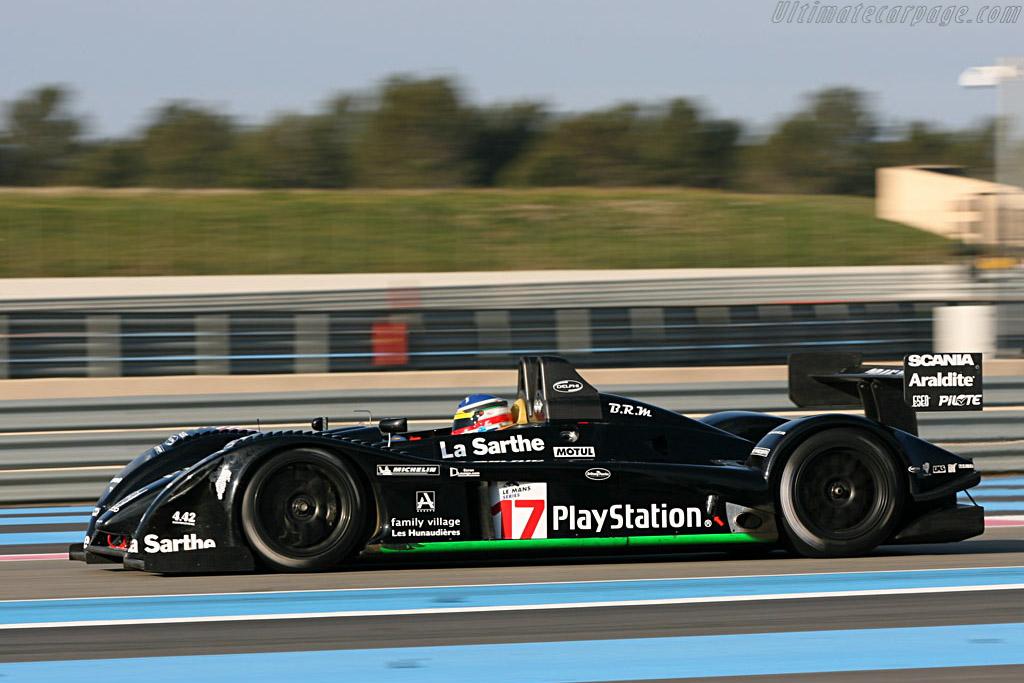 Pescarolo Judd - Chassis: 01-01 - Entrant: Pescarolo Sport  - Le Mans Series 2007 Season Preview