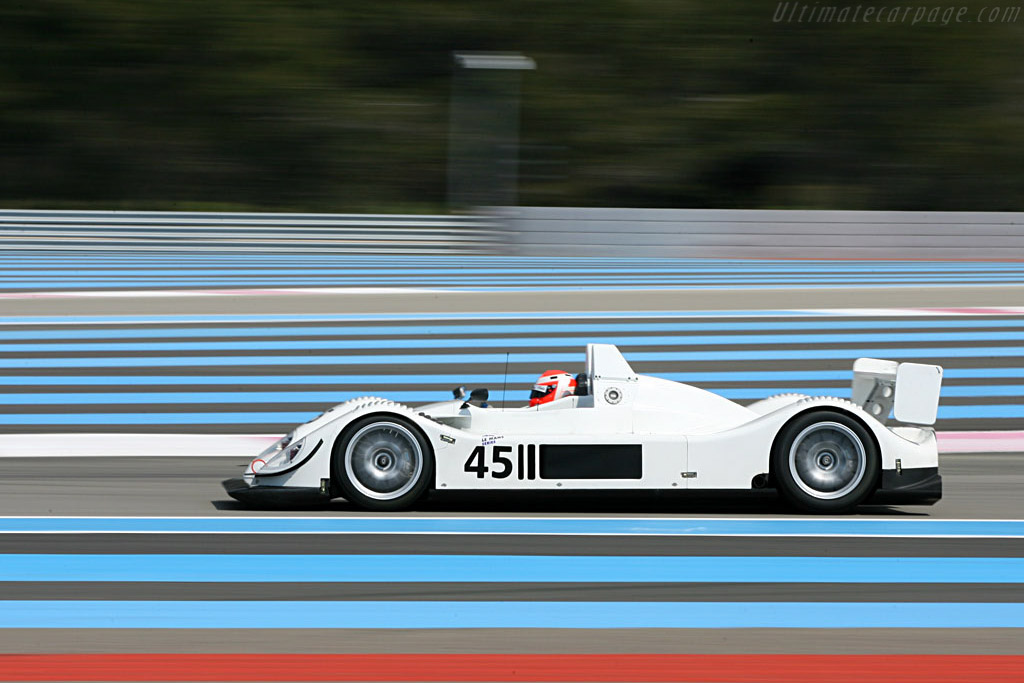 Pilbeam MP93 Judd  - Entrant: Embassy Racing  - Le Mans Series 2007 Season Preview