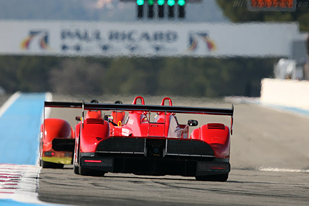Pilbeam MP93 Judd - Chassis: 01 PB - Entrant: Pierre Bruneau  - Le Mans Series 2007 Season Preview