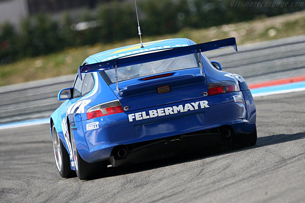 Porsche 996 GT3 RSR - Chassis: WP0ZZZ99Z4S693085 - Entrant: Team Felbermayr-Proton  - Le Mans Series 2007 Season Preview