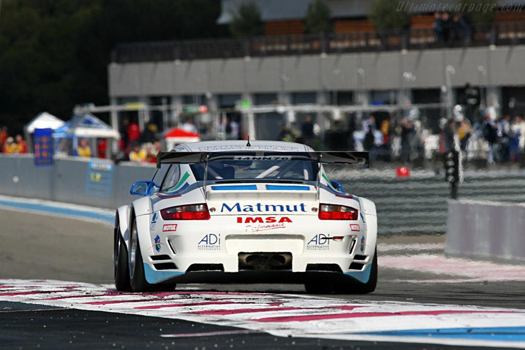 Porsche 997 GT3 RSR - Chassis: WP0ZZZ99Z7S799928 - Entrant: IMSA Performance Matmut  - Le Mans Series 2007 Season Preview