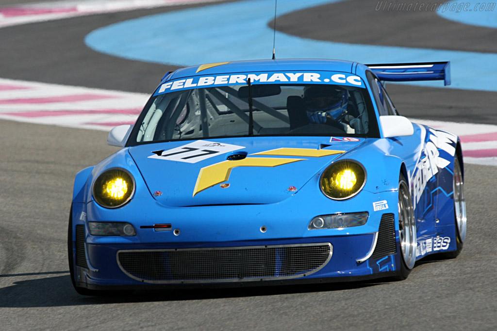 Porsche 997 GT3 RSR - Chassis: WP0ZZZ99Z7S799937 - Entrant: Team Felbermayr-Proton  - Le Mans Series 2007 Season Preview