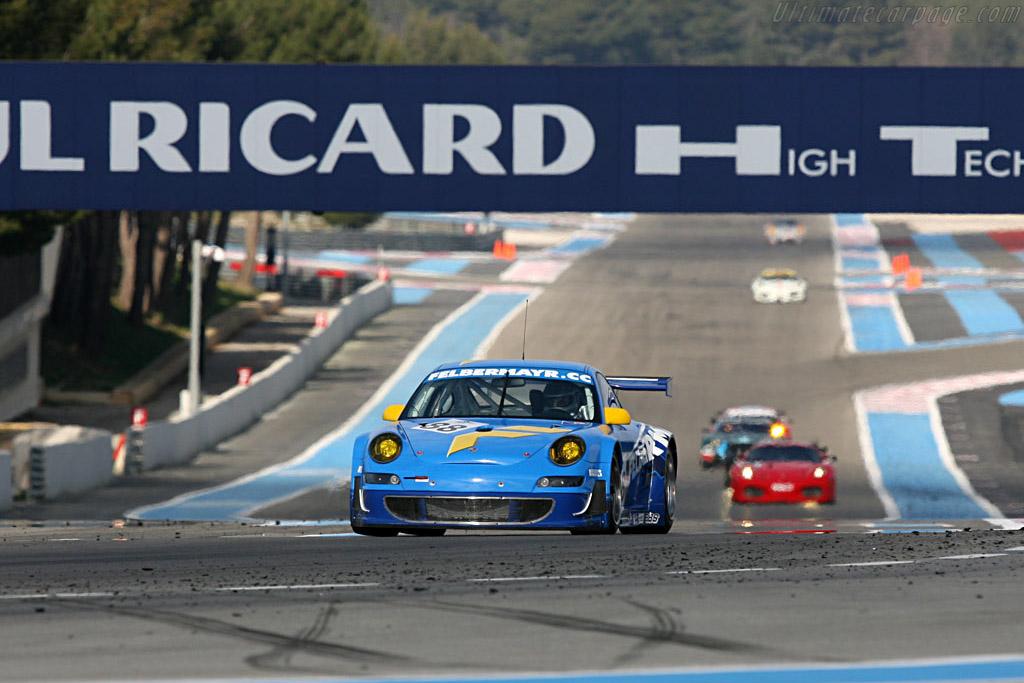 Porsche 997 GT3 RSR - Chassis: WP0ZZZ99Z7S799911 - Entrant: Team Felbermayr-Proton  - Le Mans Series 2007 Season Preview