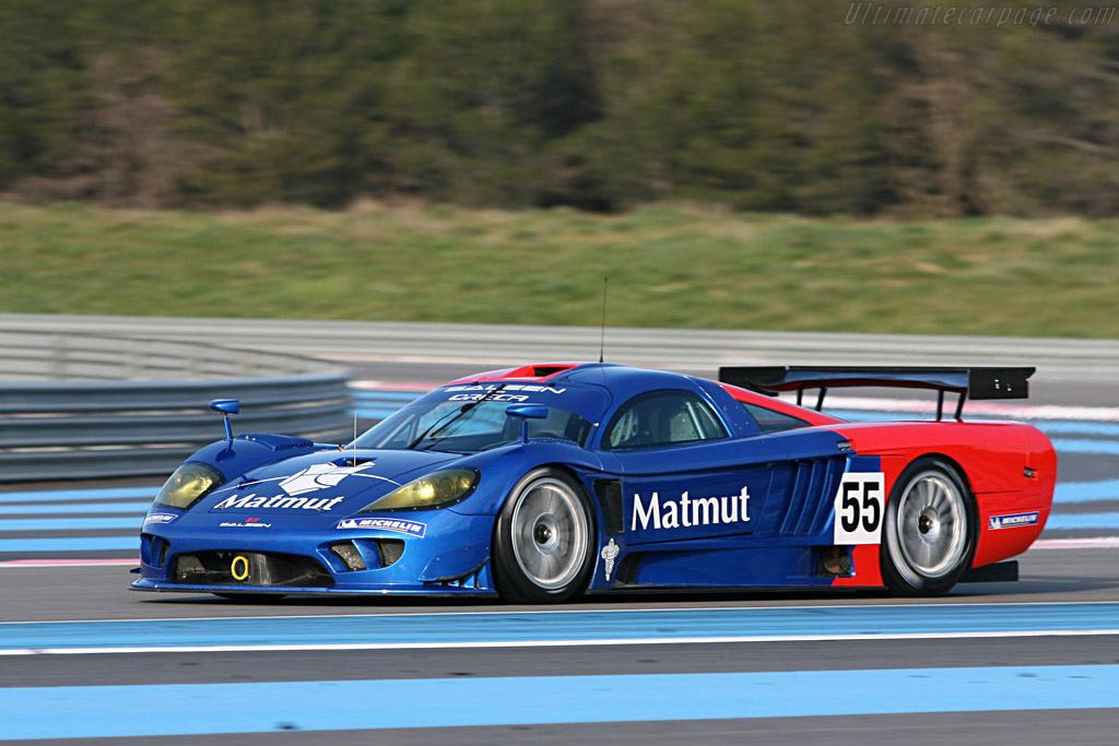 2007 Saleen S7 >> Saleen S7R - Chassis: 066R - Entrant: Team Oreca - Le Mans Series 2007 Season Preview