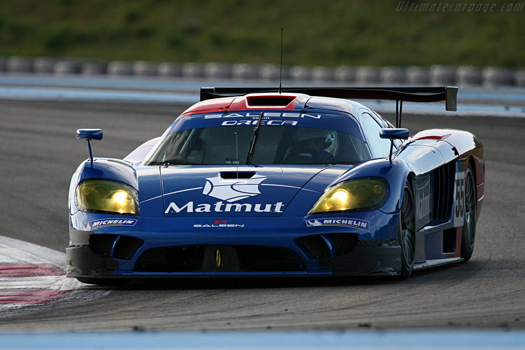 Saleen S7R - Chassis: 066R - Entrant: Team Oreca  - Le Mans Series 2007 Season Preview
