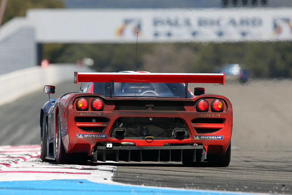 2007 Saleen S7 >> Saleen S7R - Chassis: 067R - Entrant: Team Oreca - Le Mans Series 2007 Season Preview