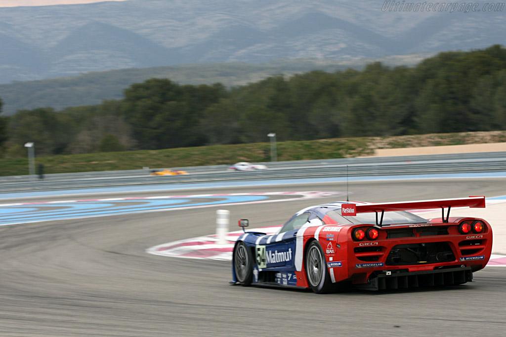 Saleen S7R - Chassis: 067R - Entrant: Team Oreca  - Le Mans Series 2007 Season Preview