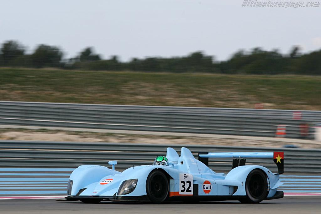 Zytek 07S/2 - Chassis: 07S-01 - Entrant: Barazi Epsilon  - Le Mans Series 2007 Season Preview