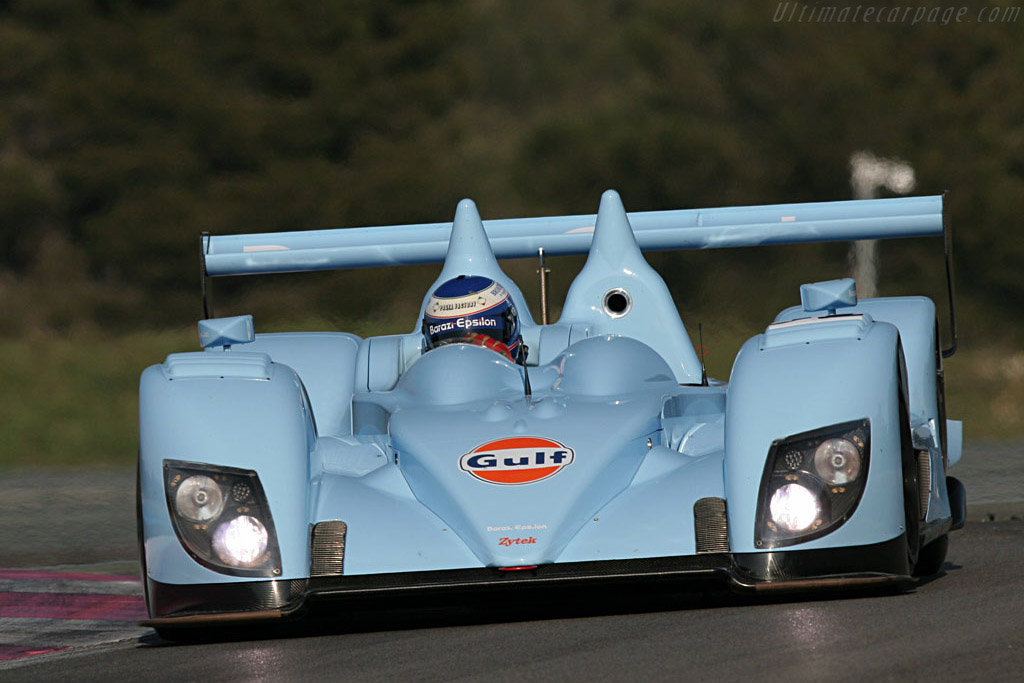 Zytek 07S/2 - Chassis: 07S-01 - Entrant: Barazi Epsilon  - Le Mans Series 2007 Season Preview