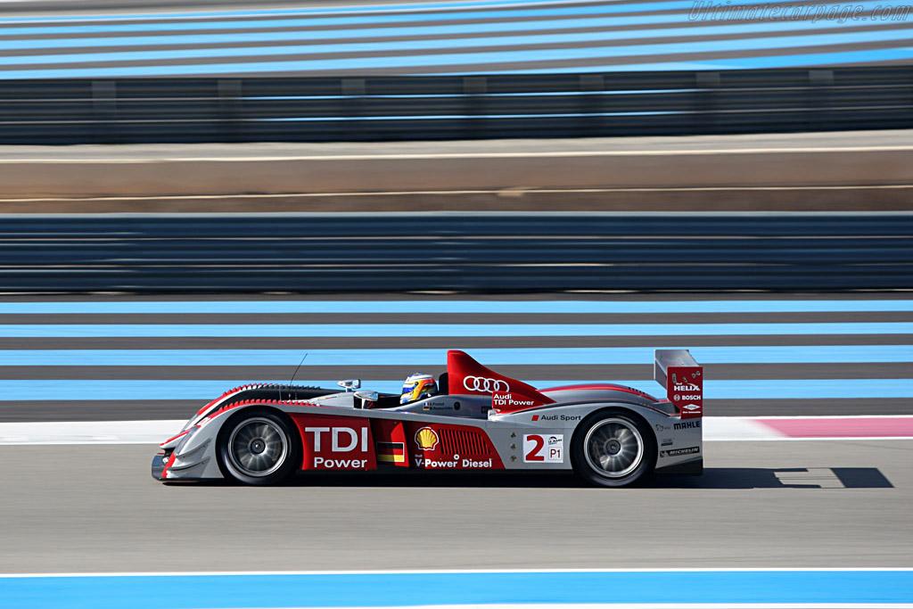 Audi R10 Tdi 2008 Le Mans Series Preview