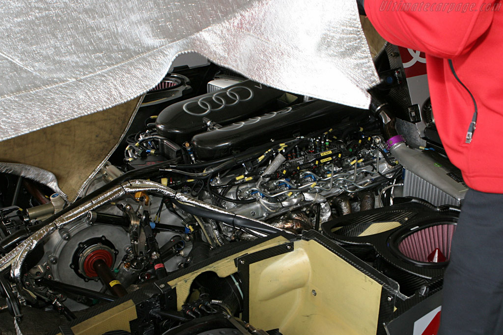 Audi's covert operation    - 2008 Le Mans Series Preview