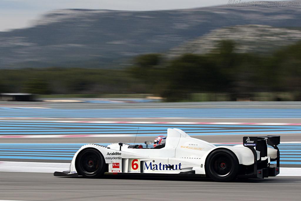 Courage-Oreca LC70 Judd - Chassis: LC70-10 - Entrant: Team Oreca Matmut - Driver: Soheil Ayari / Nicolas Lapierre / Nicolas Prost  - 2008 Le Mans Series Preview