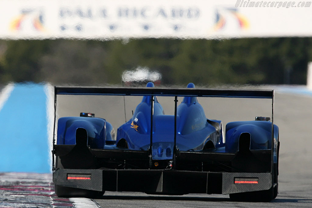 Courage-Oreca LC70 Judd - Chassis: LC70-03 - Entrant: Team Oreca Matmut - Driver: Olivier Panis / Stephane Ortelli  - 2008 Le Mans Series Preview
