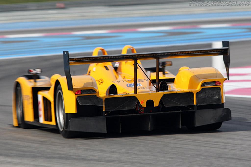 Lola B06/10 AER - Chassis: B0610-HU07 - Entrant: Chamberlain Synergy - Driver: Gareth Evans / Bob Berridge / Amanda Stretton  - 2008 Le Mans Series Preview