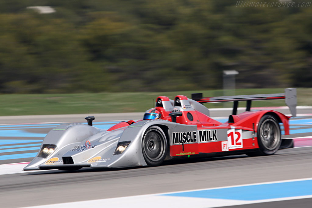 Lola B07/10 Judd - Chassis: B0610-HU03 - Entrant: Charouz Racing System - Driver: Klaus Graf / Greg Picket / Jan Lammers  - 2008 Le Mans Series Preview