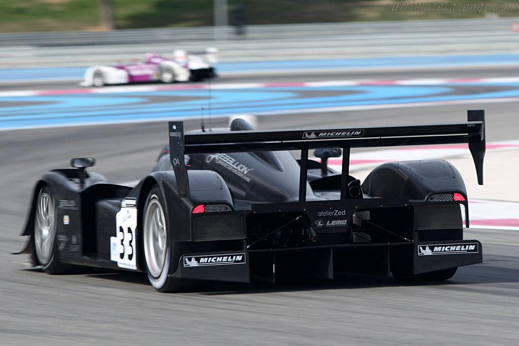 Lola B08/80 Judd - Chassis: B0880-HU01 - Entrant: Speedy Racing Team Sebah - Driver: Robbie Keen / Xavier Pompidou  - 2008 Le Mans Series Preview