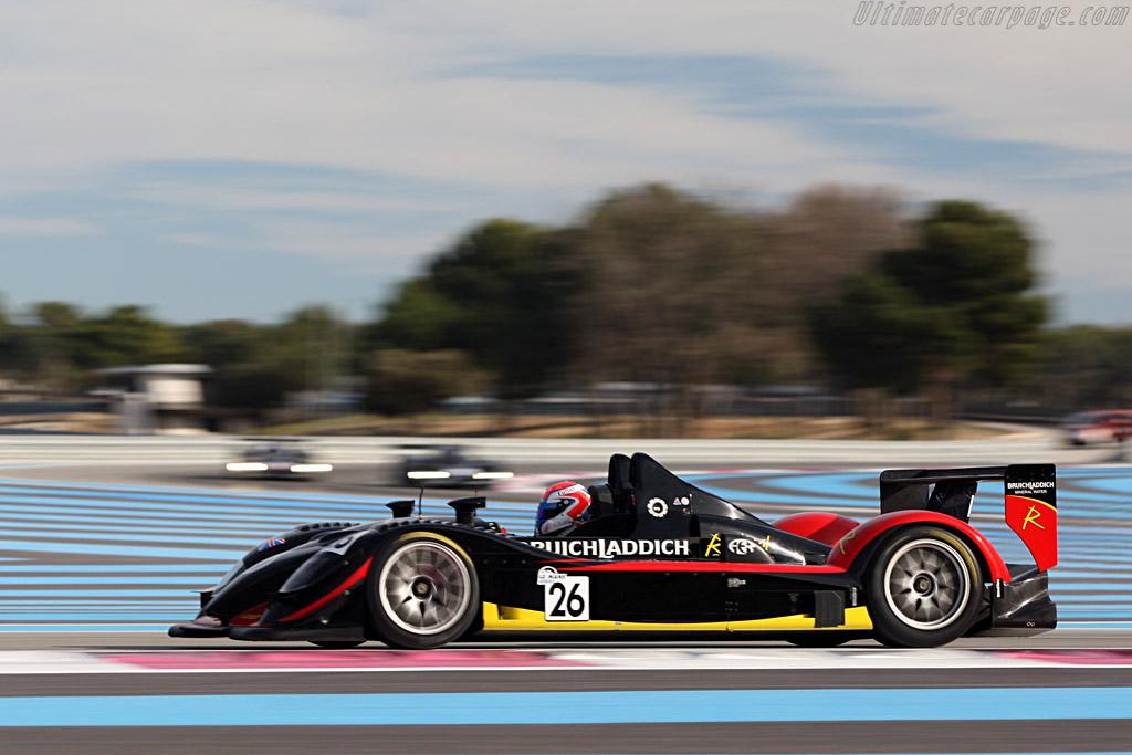 Radical SR9 AER - Chassis: SR9002 - Entrant: Team Bruichladdich Radical - Driver: Stuart Moseley / Jacob Greaves / Jan-Dirk Lueders / Jens Petersen  - 2008 Le Mans Series Preview