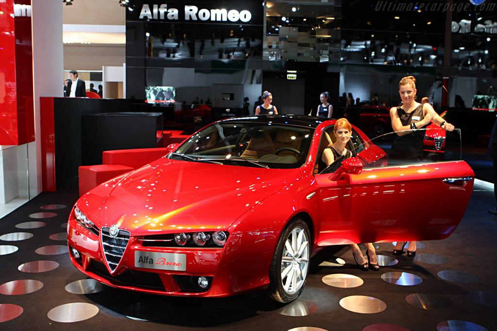 Alfa Romeo Brera    - 2007 Frankfurt Motorshow (IAA)