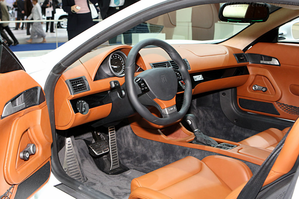 Artega GT Fisker    - 2007 Frankfurt Motorshow (IAA)