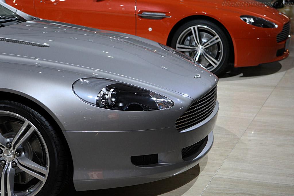 Aston Martin DB9 LM    - 2007 Frankfurt Motorshow (IAA)