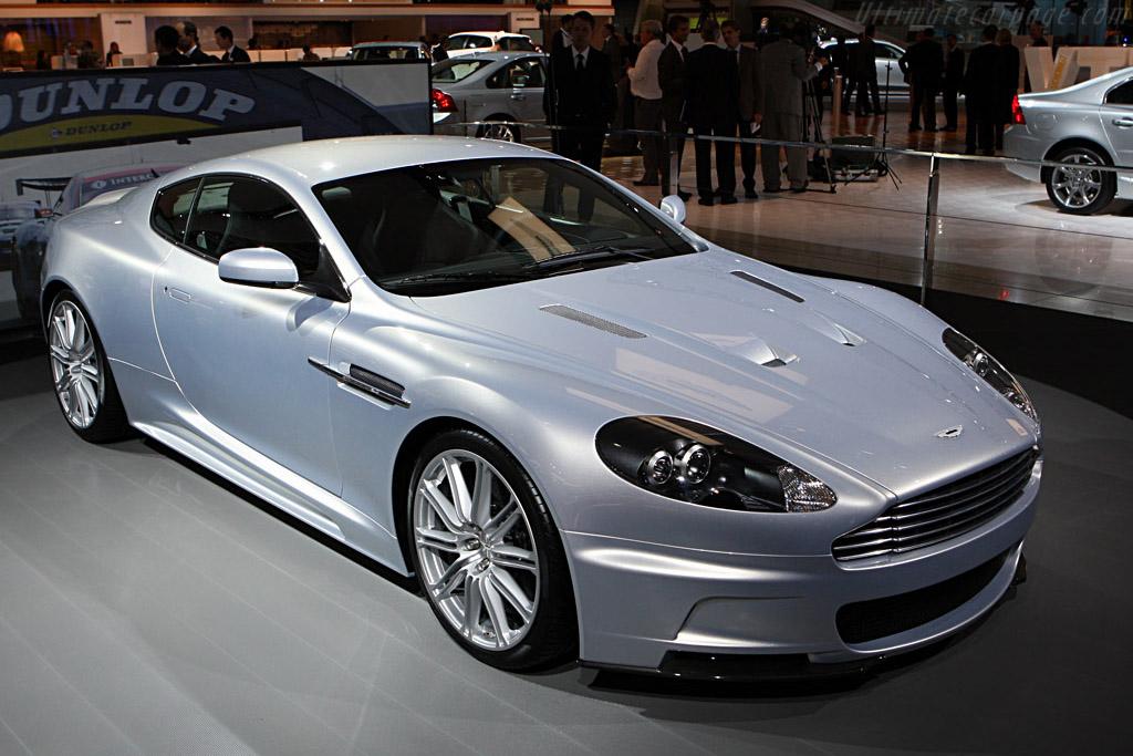 Aston Martin DBS V12    - 2007 Frankfurt Motorshow (IAA)