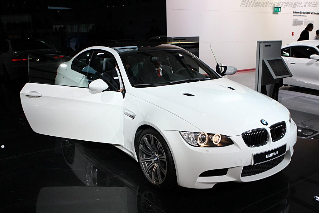 BMW M3    - 2007 Frankfurt Motorshow (IAA)