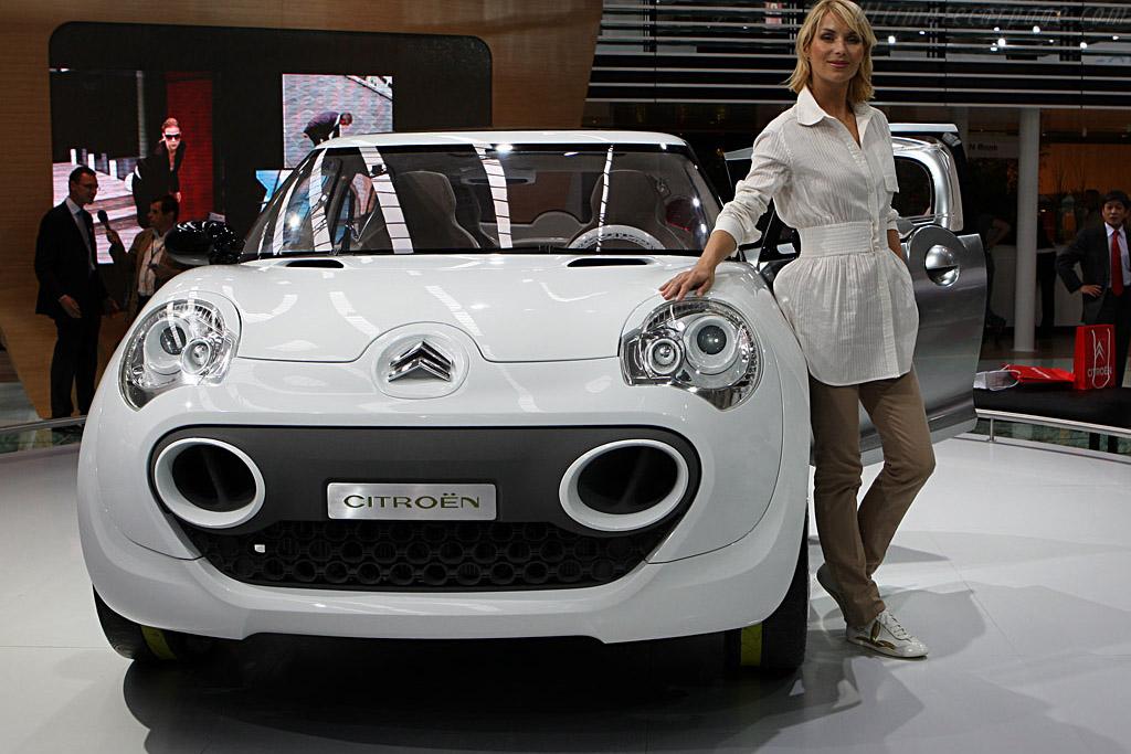 Citroën C-Cactus Concept    - 2007 Frankfurt Motorshow (IAA)