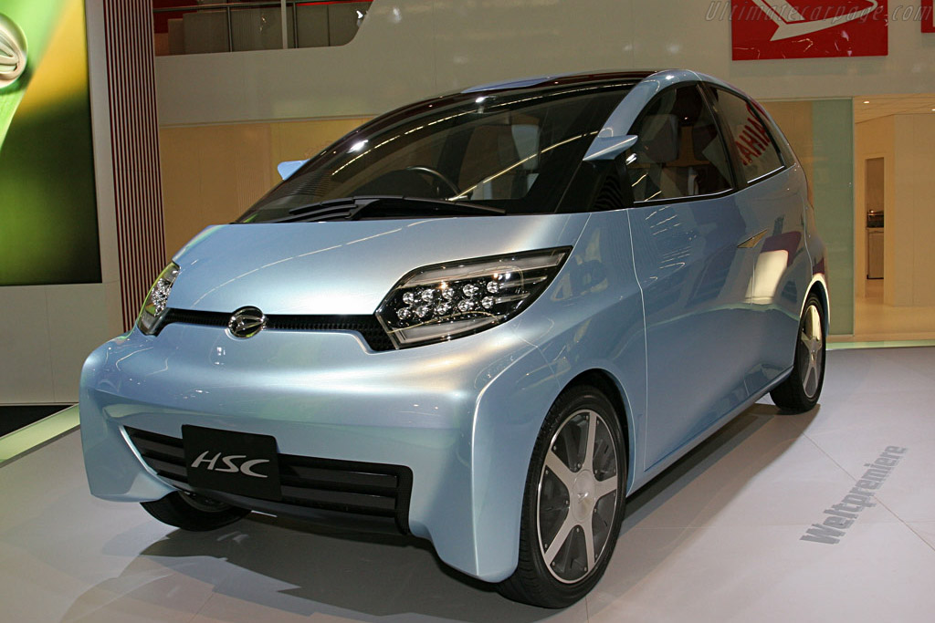 Daihatsu HSC Concept    - 2007 Frankfurt Motorshow (IAA)