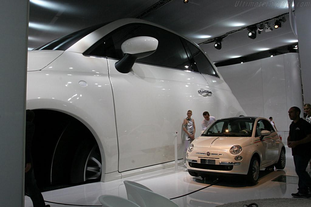 Fiat 500    - 2007 Frankfurt Motorshow (IAA)