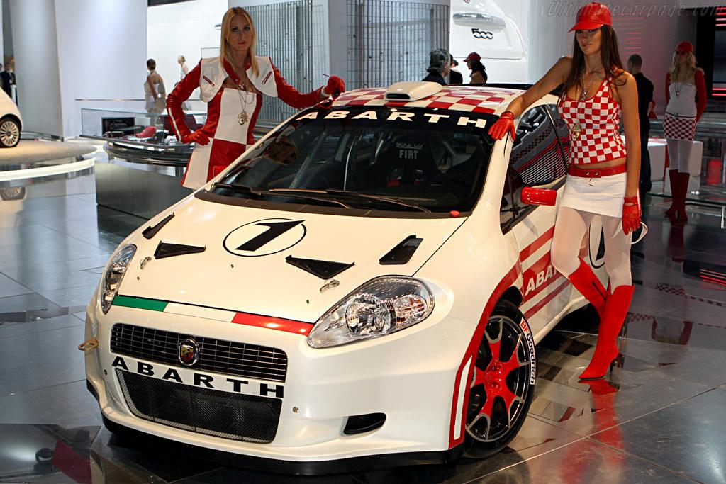Fiat Abarth Punto    - 2007 Frankfurt Motorshow (IAA)