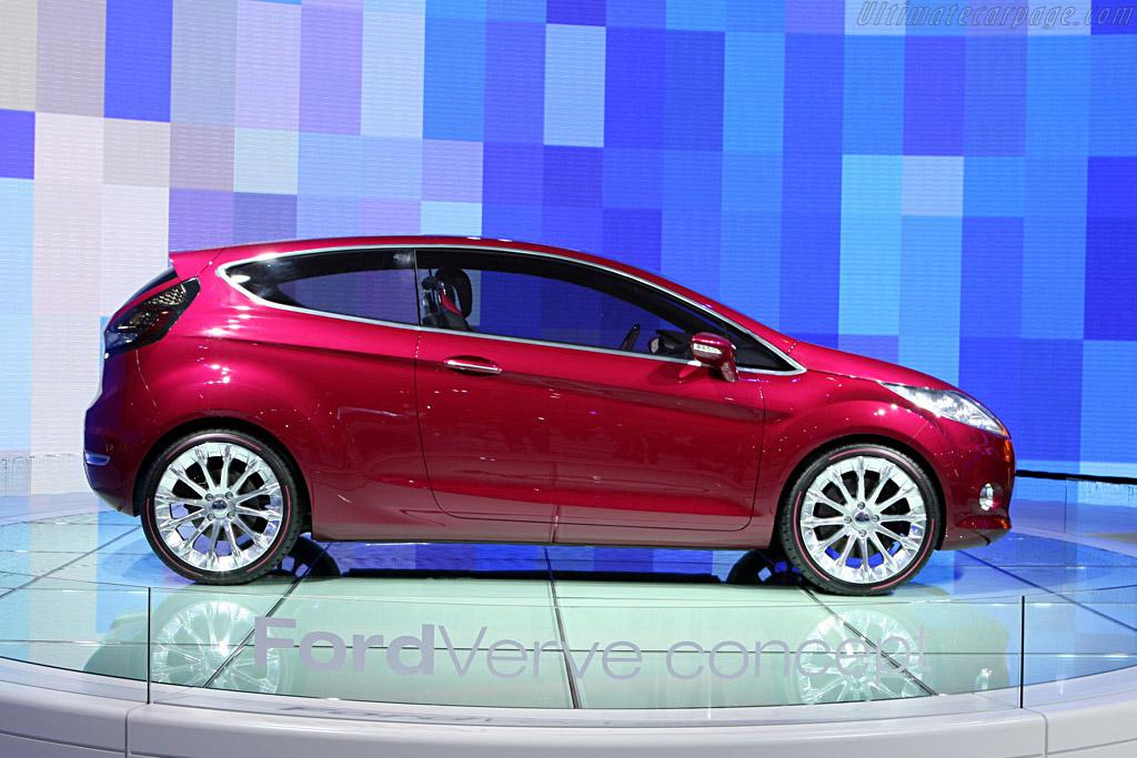 Ford Verve Concept    - 2007 Frankfurt Motorshow (IAA)