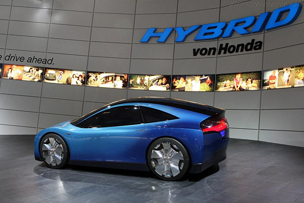 Honda Hybrid    - 2007 Frankfurt Motorshow (IAA)