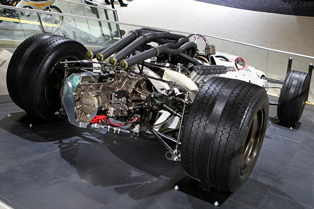Honda RA300 - Chassis: RA300/1   - 2007 Frankfurt Motorshow (IAA)
