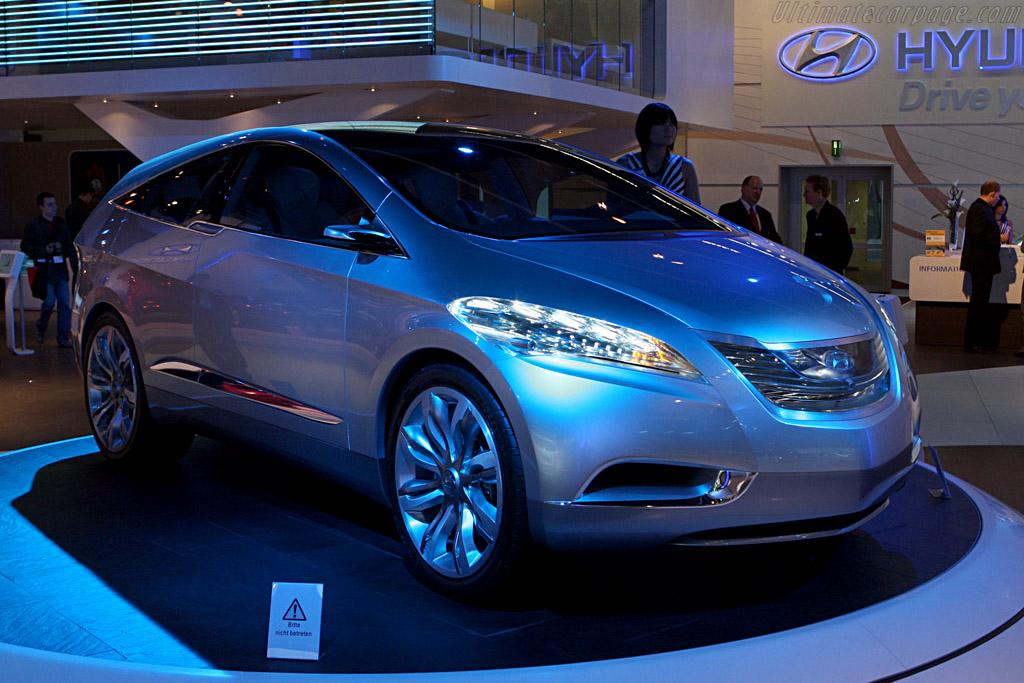Hyundai i-Blue Concept    - 2007 Frankfurt Motorshow (IAA)