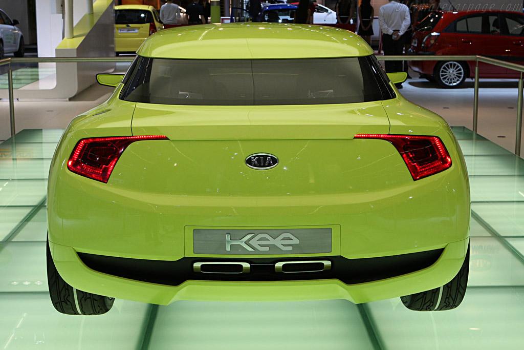 Kia Kee Concept    - 2007 Frankfurt Motorshow (IAA)