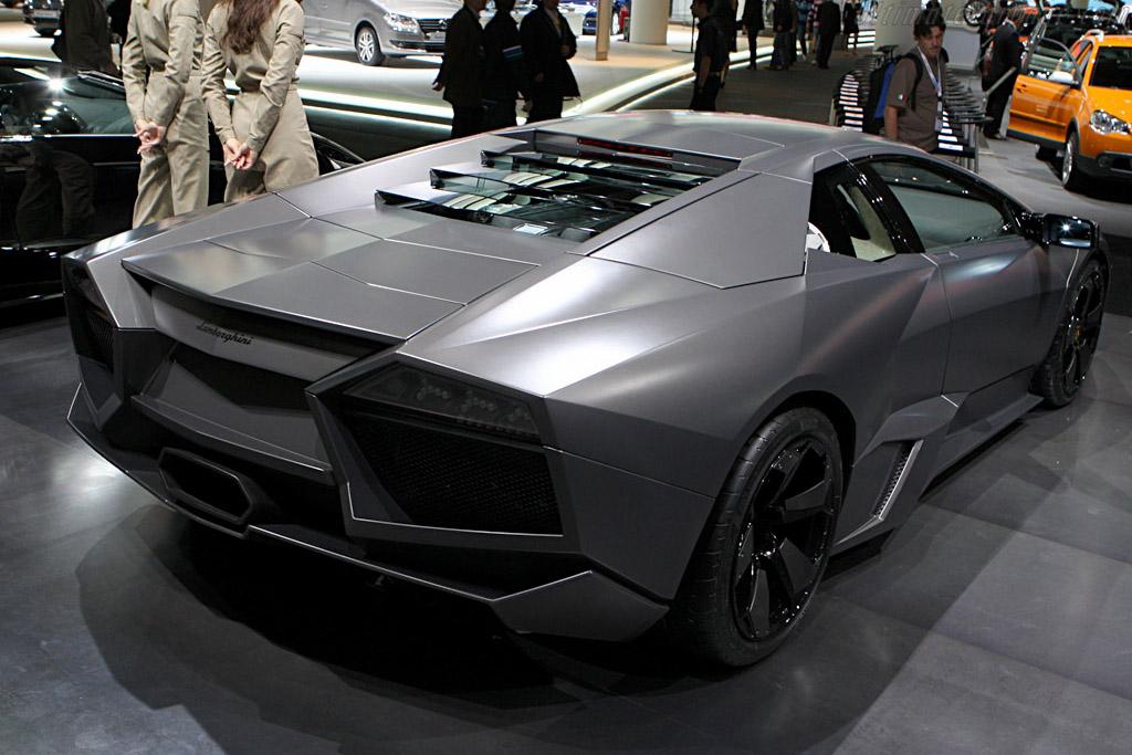 Lamborghini Reventon    - 2007 Frankfurt Motorshow (IAA)
