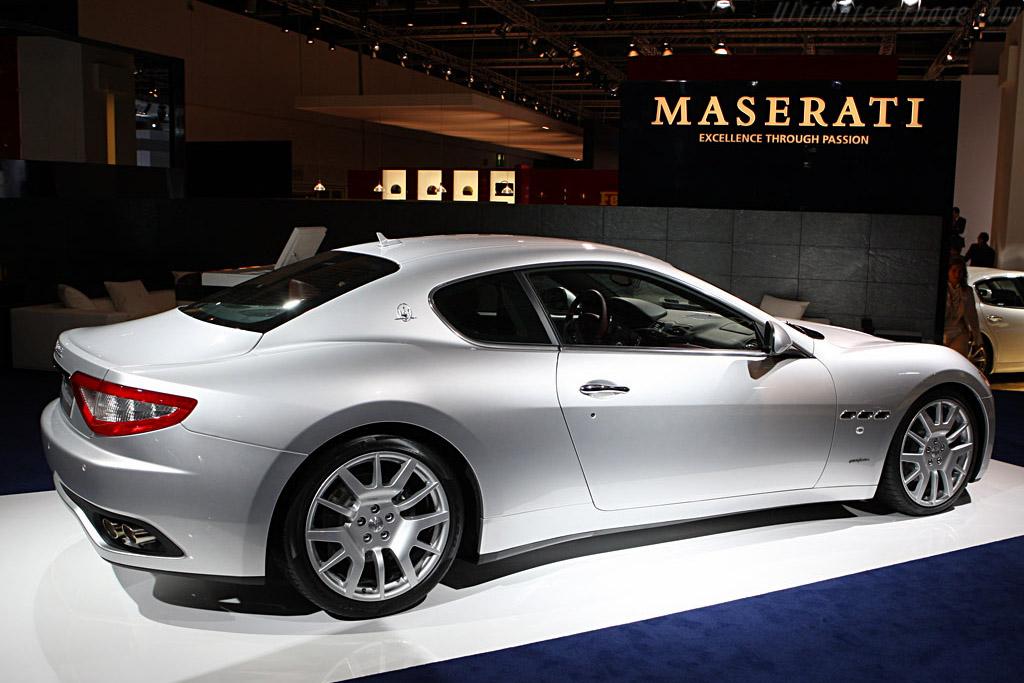Maserati Gran Turismo    - 2007 Frankfurt Motorshow (IAA)
