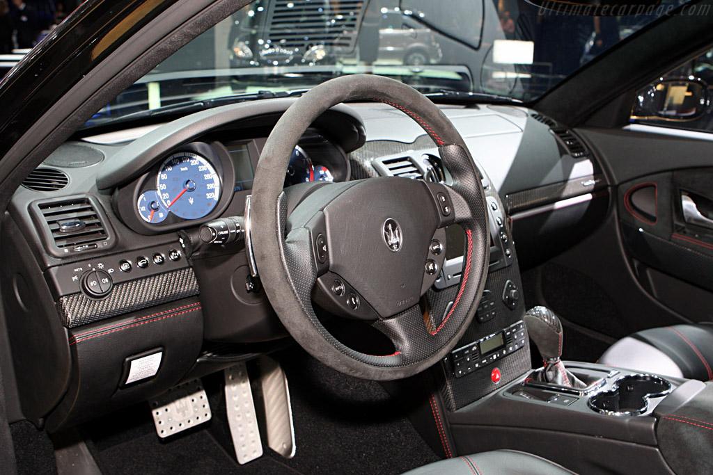 Maserati Quattroporte Sport GT S    - 2007 Frankfurt Motorshow (IAA)